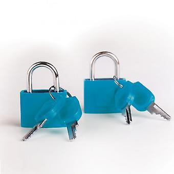2. locks of colors. (Identy Key-Lock)