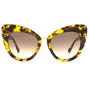 Stella McCartney Essentials Metal puente Cateye gafas de sol en la Habana