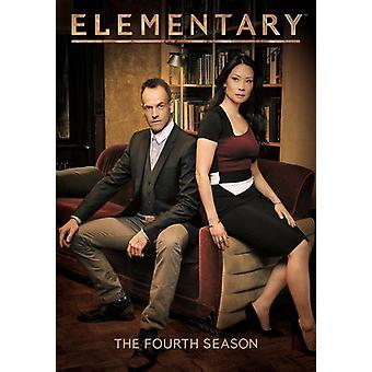 Elementar: A importação de EUA quarta temporada [DVD]