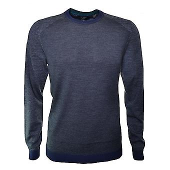 Ted Baker Men's Grey Marl Cambell Jumper