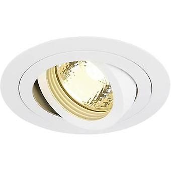 Recess-mount bracket HV halogen GU10 50 W SLV 113510 New Tria White