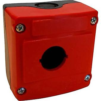 Enclosure 1 installation slots (L x W x H) 74 x 74 x 48 mm Red,