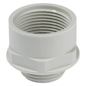 Cable gland extension M32 M40 Polyamide Light grey Wiska KEM 32/40 1 pc(s)