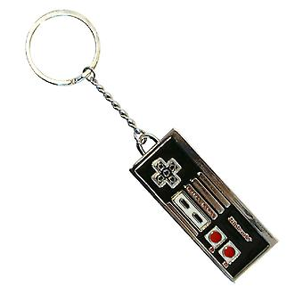 Nintendo Keyring Keychain retro Controller Official New Metal