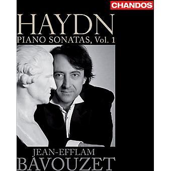 F.J. Haydn - Haydn: Piano Sonatas, Vol. 1 [CD] USA import