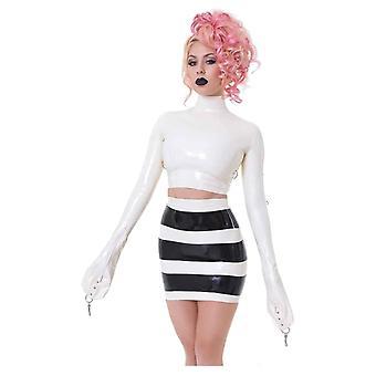 Westward Bound Ooh-la-lovie Latex Rubber Skirt