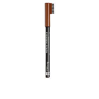 Rimmel London Professional Eye Brow Pencil #001 -dark Brown For Women