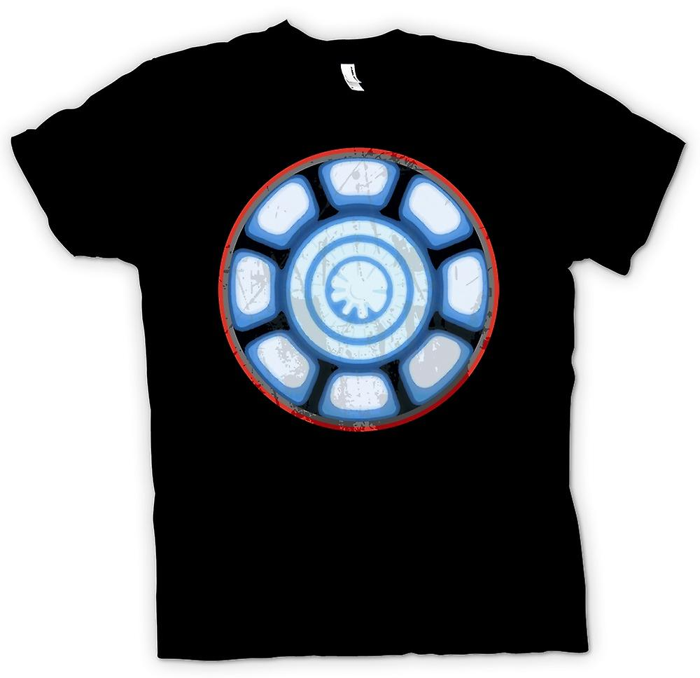 Kids T-shirt - Iron Man Arc Reactor hart - Cool