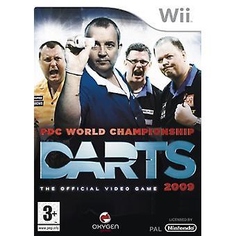 PDC World Championship Darts 2009 (Wii)