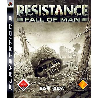 PS3 Spiel Resistance Fall of Man Deutsch
