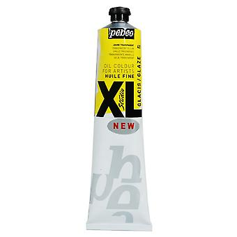 Pebeo Studio XL Oil Colour 180ml Glazes (401 Yellow)