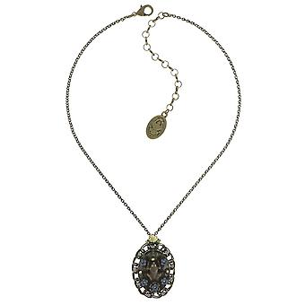 KONPLOTT necklace Collier arsenic in old lace antique light pastel multi