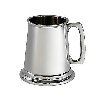 Plain Pewter Quater Pint Baby Mug