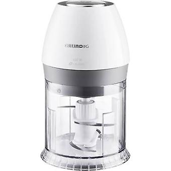 Grundig CH 6280w Food chopper 450 W White