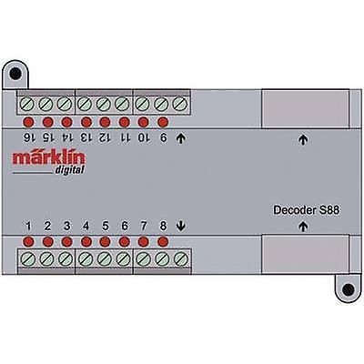 S 88 DC dekoder Märklin 60882 DCC