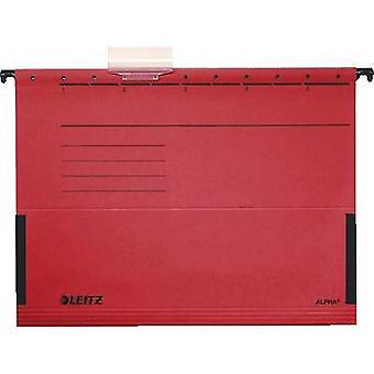 Leitz Suspension binder 1986-30-25 A4 Red 5 pc(s)