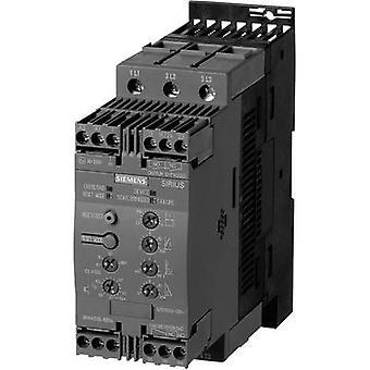Myk starter Siemens 3RW4036 Motor makt på 400 V 22 kW Motor makt på 230 V 11 kW 400 V AC nominell gjeldende 45 A