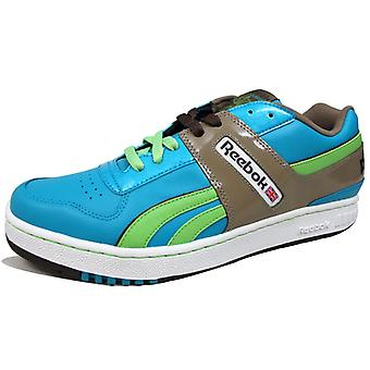 Reebok Pro Legacy Low Turquoise/Olive-Green-Top Soil 4-183481
