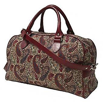 Harris Tweed Overnight Handbag (Liberty Fabric)