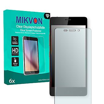 Gionee Elife S7 Screen Protector - Mikvon Clear (Retail Package with accessories)