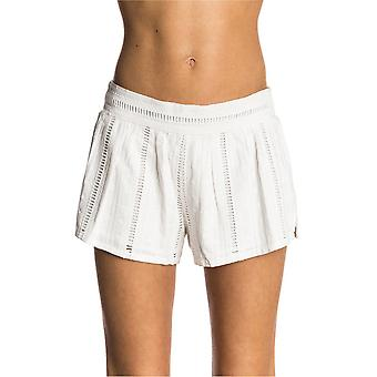 Rip Curl White Sandy Days Womens Shorts