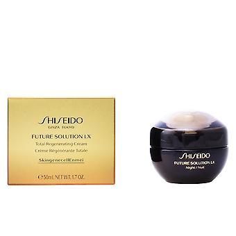 Shiseido Future Lösung Lx Nacht Creme 50 Ml für Damen