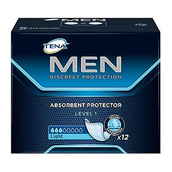 Tena Absorbent Protectors Level 1 For Men 12 uds