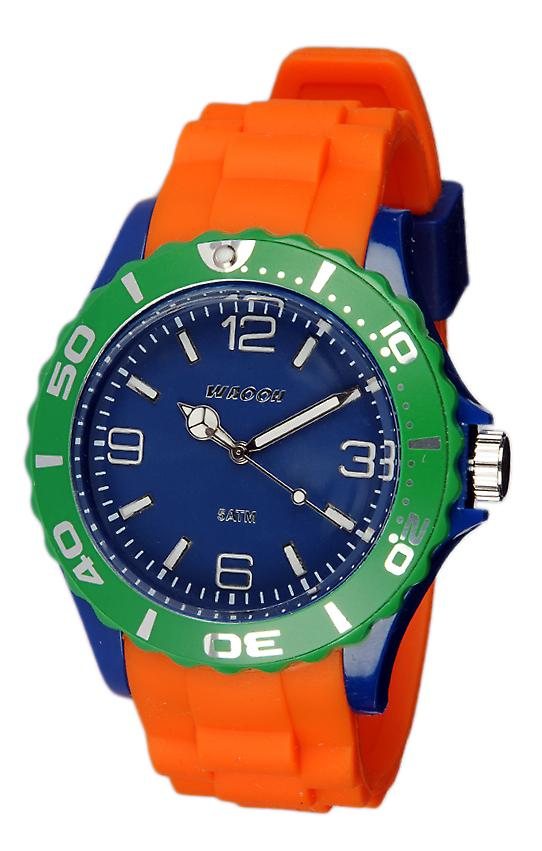 Waooh - Watch Silicone Tricolore MC42