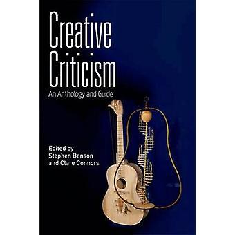 Crítica construtiva - uma antologia e guia por Stephen Benson - Clare