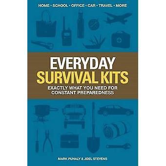 Trousses de survie quotidienne - exactement ce que vous avez besoin pour une protection constante