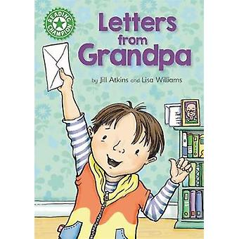 Reading Champion - Letters from Grandpa - Independent Reading Green 5 b