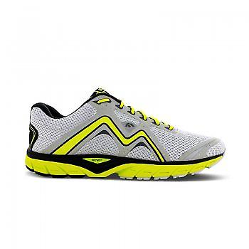 Fast 5 Fulcrum Road Running Shoes LightGrey/Flumino Mens