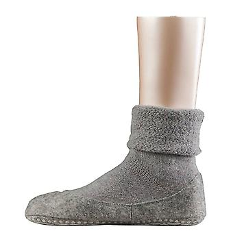 Falke Cosyshoe Slipper Socks - Light Grey