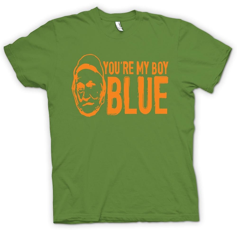 Mens T-shirt - You're My Boy Blue - Quote