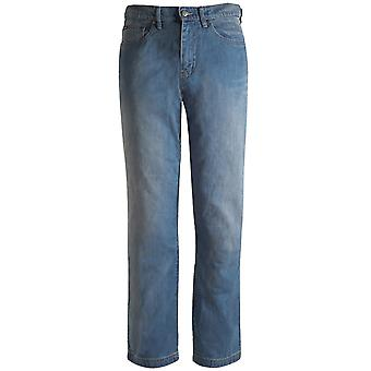 Bull-It Blue Atlantic SR6 Straight - Regular Motorcycle Jeans