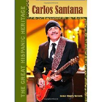 Carlos Santana (den stora Hispanic Heritage)