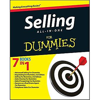 Selling All-in-One For Dummies (For Dummies