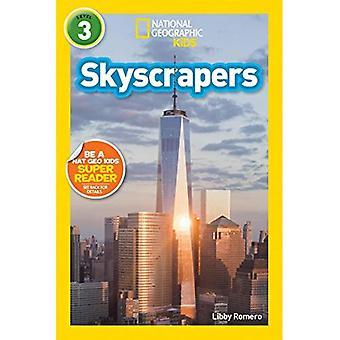 national geographic Leser: Wolkenkratzer (National Geographic Leser: Stufe 3)