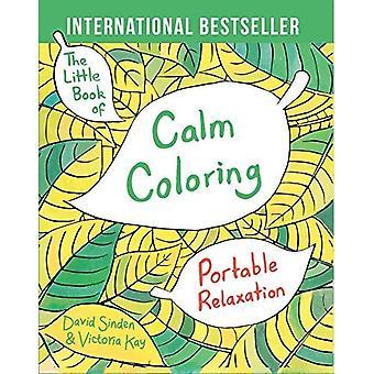 Le petit livre de coloriage calme: détente Portable