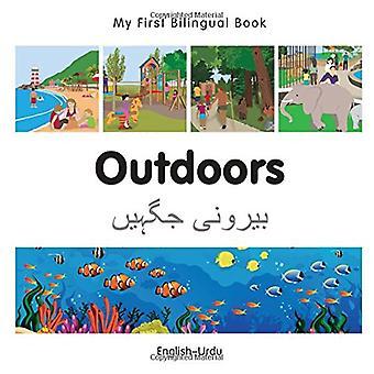 My First Bilingual Book - Outdoors - Urdu-English