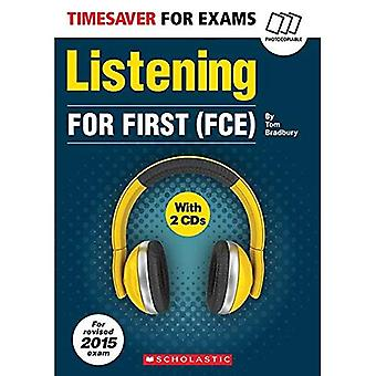 Listening for First (FCE) (Timesaver for Exams)