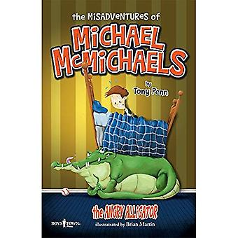 Misadventures Of Michael Mcmichaels: The Angry Alligator