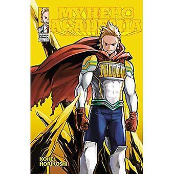 Mi Academia de héroe, Vol. 17 (mi héroe Academia)