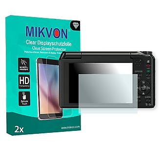 Panasonic Lumix DMC-ZS35 Screen Protector - Mikvon Clear (Retail Package with accessories)