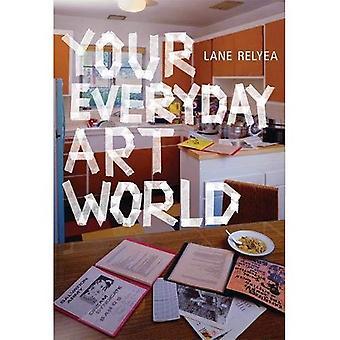 Din daglige kunstverdenen (din daglige kunstverdenen)
