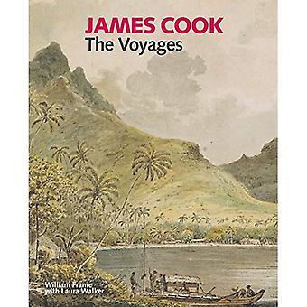 James Cook: Los viajes