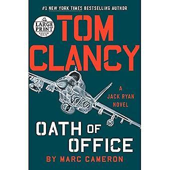 Tom Clancy ämbetsed (Jack Ryan roman)