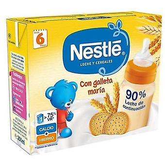 Nestlé Milk and Cereals with Maria Cookies 2x250ml
