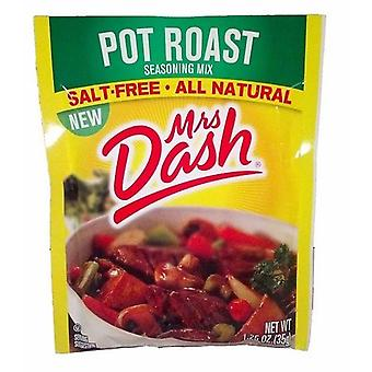 Mrs Dash Salt-Free Pot Roast Seasoning Mix Packet