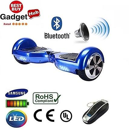 H1- 6.5& 034; Midnight bleu bleutooth Segway Hoverboard